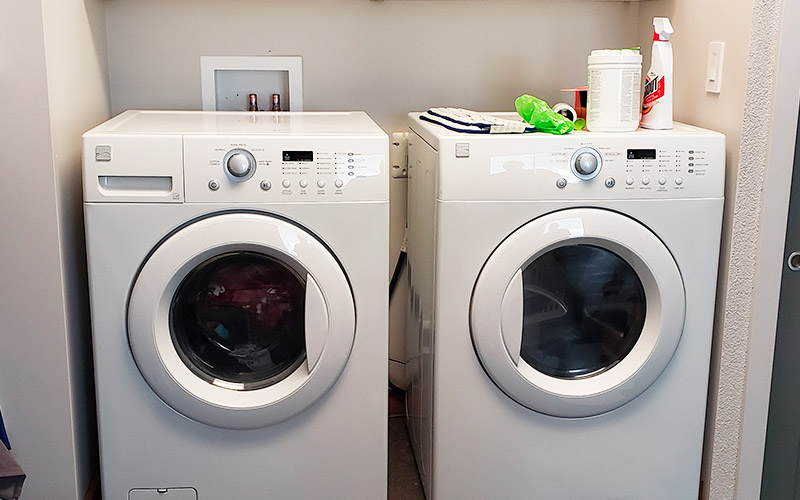 Laundry Plumbing Services